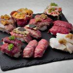 特選肉寿司